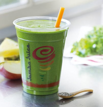 Tropical Green Smoothie by Jamba Juice